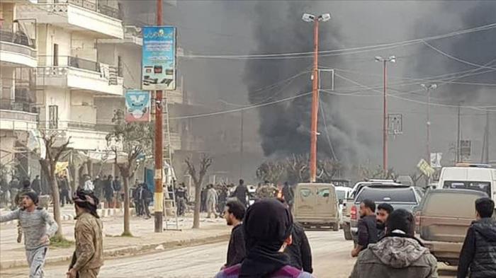Suriyada partlayış: 8 ölü, 35 yaralı (Yenilənib)