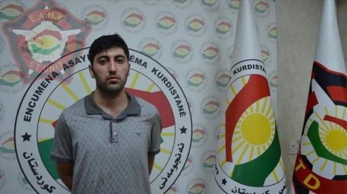 Arrestation de Mazlum Dağ, principal suspect de l