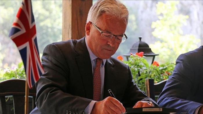 Grande-Bretagne:   Le ministre des affaires européennes Duncan a démissionné