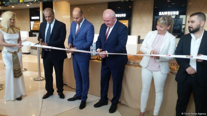 Opening ceremony of Baku-Sharm El-Sheikh regular flight held