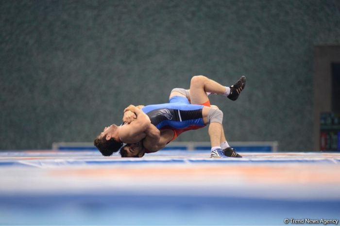 Three Azerbaijani wrestlers reach finals at XV Summer European Youth Olympic Festival