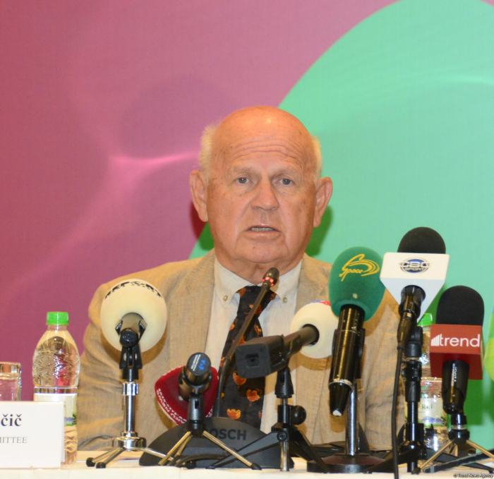 President of EOC: Azerbaijan has huge experience in holding international competitions