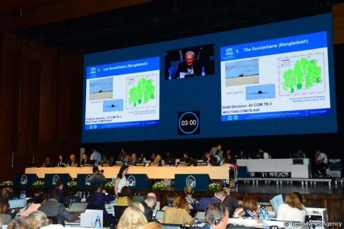 43rd session of UNESCO World Heritage Committee wraps up in Baku