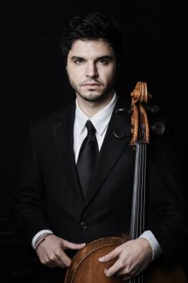 El violonchelista Dzamal Aliyev actuará en el Kings Lynn Festival