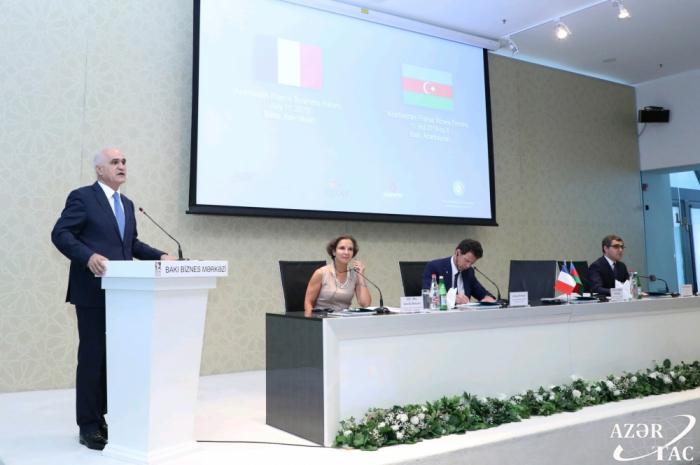 Handelsumsatz zwischen Aserbaidschan und Frankreich um 53 Prozent gestiegen