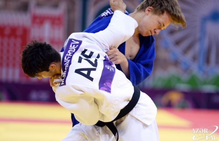 FOJE 2019 :   Husseyn Mammadov décroche l'or en judo