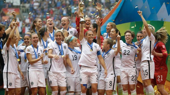 Qadınlardan ibarət ABŞ millisi dünya çempionu olub