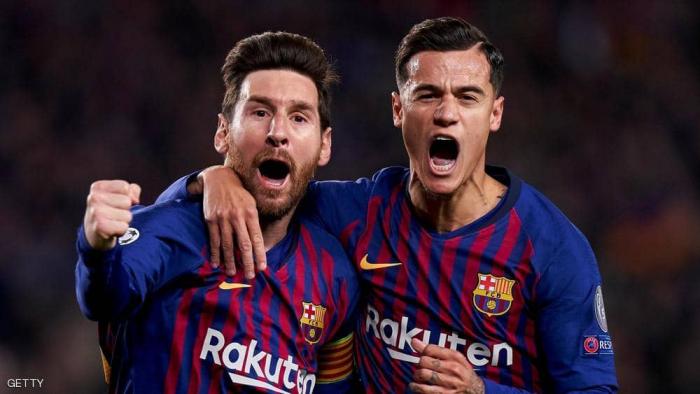 """""""إنستغرام"""" يكشف خطة كوتينيو مع برشلونة"""