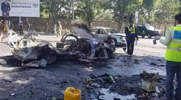 قتلى وجرحى بانفجار قرب جامعة كابول