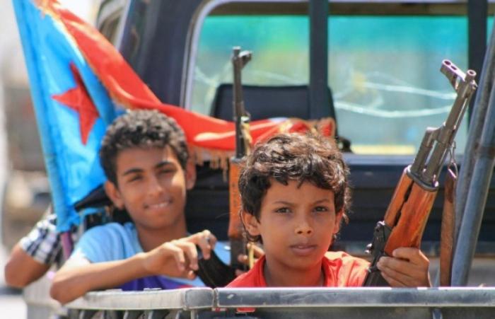 Yémen:   recrutement de plus de 1100 enfants combattants