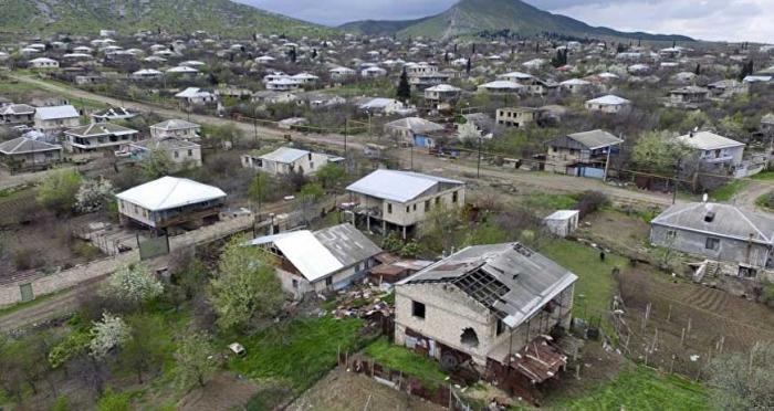 26 ans se sont écoulés depuis l'occupation d'Aghdere par les Arméniens