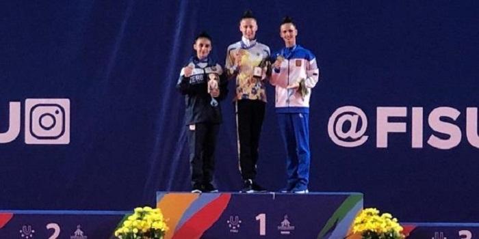 Gimnastlarımız Universiadanı 3 medalla başa vurdu