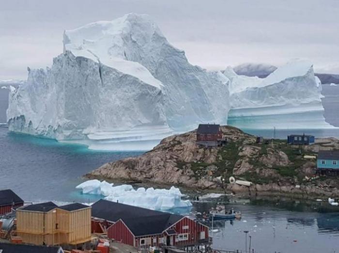 Le Groenland n