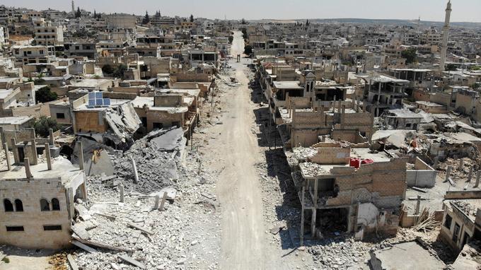 Syrie: le régime va permettre aux civils de sortir de la province d