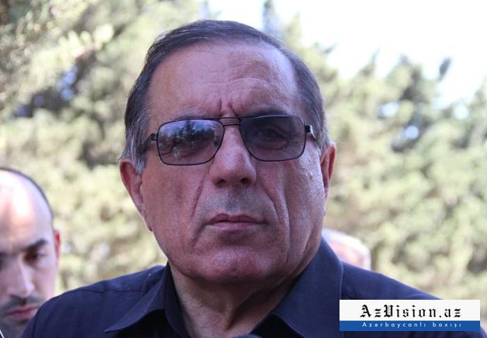 """""""Mən deməmişəm ki, heç kim dəfnə gəlməsin"""" - Qabil Hüseynli"""