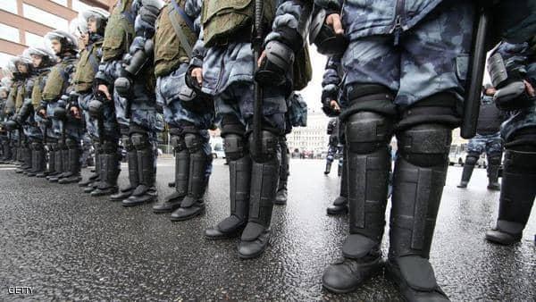 أكبر احتجاج بموسكو في 8 سنوات.. وبوتن يتفقد الدراجات النارية