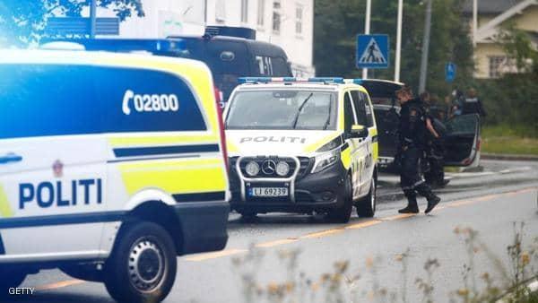 """النرويج تحقق في حادثة """"هجوم المسجد"""" كعمل إرهابي محتمل"""