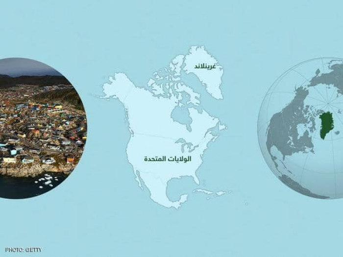 غرينلاند.. حلم أميركي عمره 150 عاما وثمنه مليار دولار