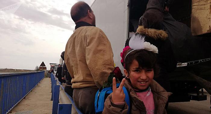 عودة أكثر من 1.4 ألف لاجئ إلى سوريا من أراضي الأردن ولبنان