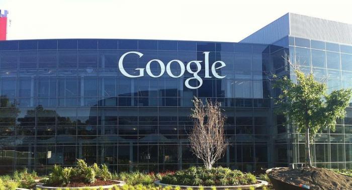 Des employés de Google aux USA s