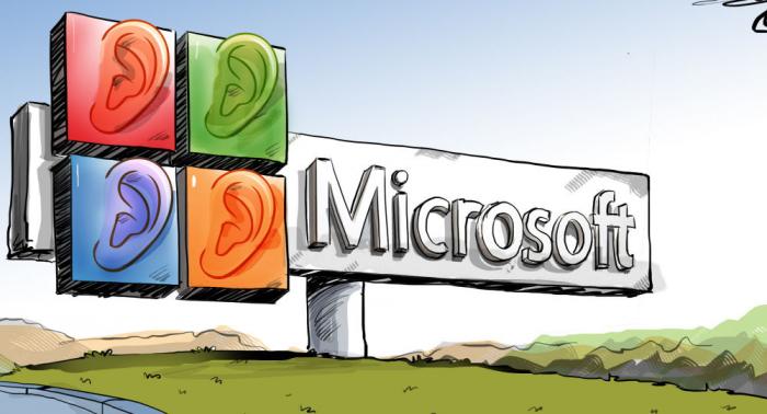 Microsoft confirme avoir écouté ses utilisateurs via Cortana et Skype