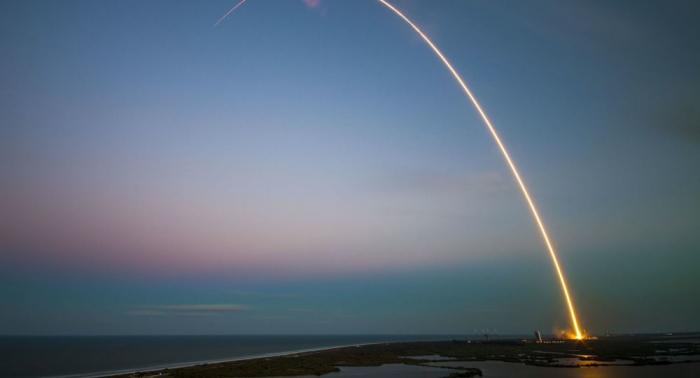La Chine met sur orbite son nouveau micro-lanceur Jielong-1