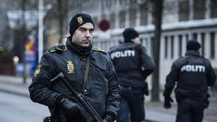 Kopenhagendə polis bölməsi yaxınlığında partlayış
