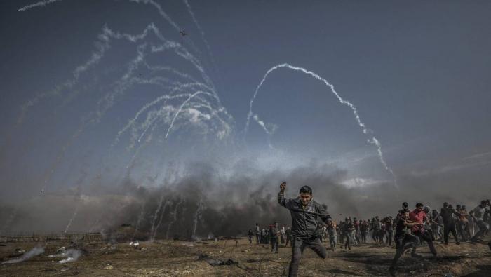 Gaza:  trois Palestiniens tués par des soldats israéliens
