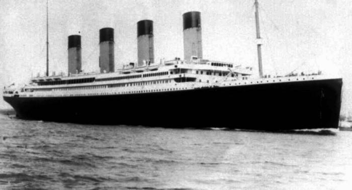 السفينة الأسطورية تايتانيك تتعرض لأضرار جسيمة