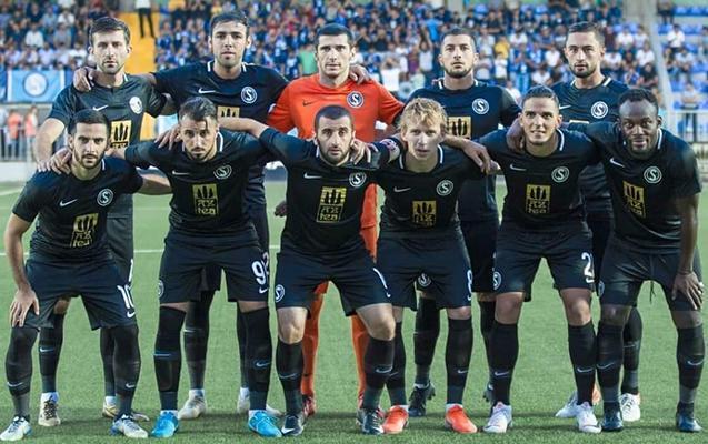 """""""Səbail"""" Küveyt klubu ilə heç-heçə etdi"""