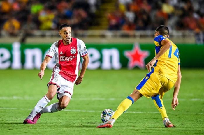 "APOEL ""Ayaks""a uduzmadı - 3 oyunda 2 qol"