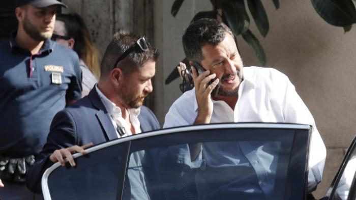 Salvini kündigt Misstrauensvotum an