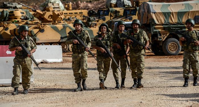 """الجيش التركي يعلن إطلاق عملية عسكرية جديدة في شمال العراق باسم """"المخلب الثالثة"""""""