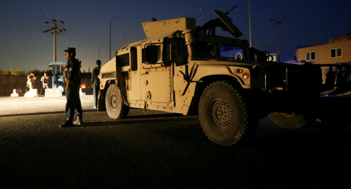 طالبان تعلن مسؤوليتها عن هجوم استهدف رتلا للقوات الأجنبية