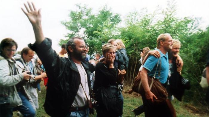 Als die Fluchtwelle aus der DDR anschwillt