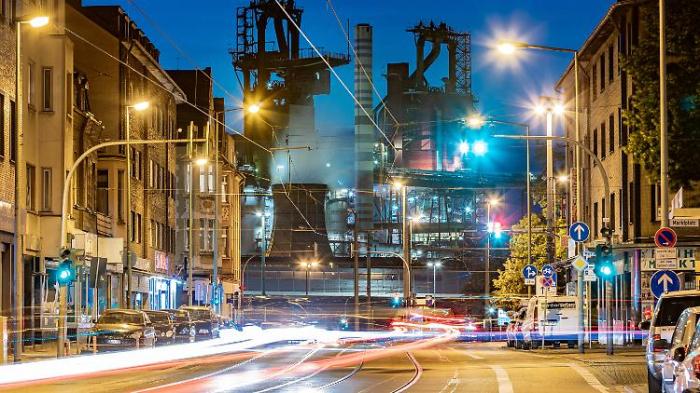 Deutschland punktet als Industriestandort