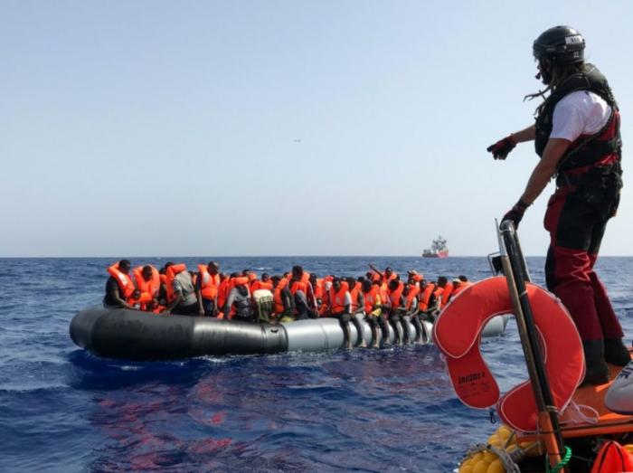 La France prête à accueillir des migrants de l