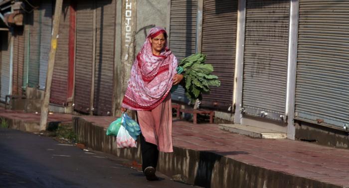 الهند تعاود فرض قيود على التنقل في أجزاء من أكبر مدن كشمير