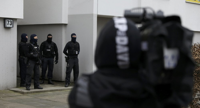 إطلاق نار في ألمانيا... والشرطة تلقي القبض على 25 شخصا
