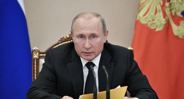 بوتين يكلف وزارتي الدفاع والخارجية بتحليل مستوى تهديد التجارب الصاروخية الأمريكية