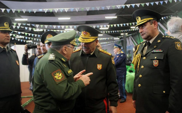 Defense Minister attends closing ceremony of International Army Games-2019