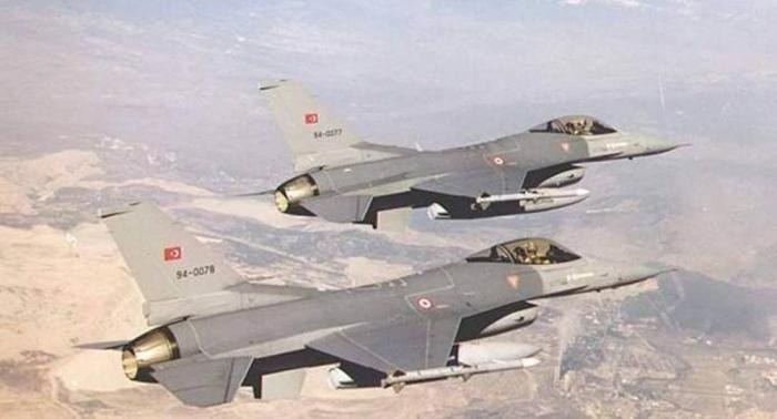 """تحييد 5 عناصر من """"العمال الكردستاني"""" بضربات جوية تركية شمالي العراق"""