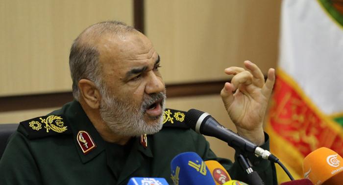 الحرس الثوري: إيران اختبرت صاروخا جديدا
