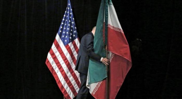 ABŞ iki İran şirkətinə sanskiya tətbiq etdi