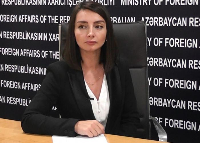 Azərbaycan XİN Ermənistana cavab verib