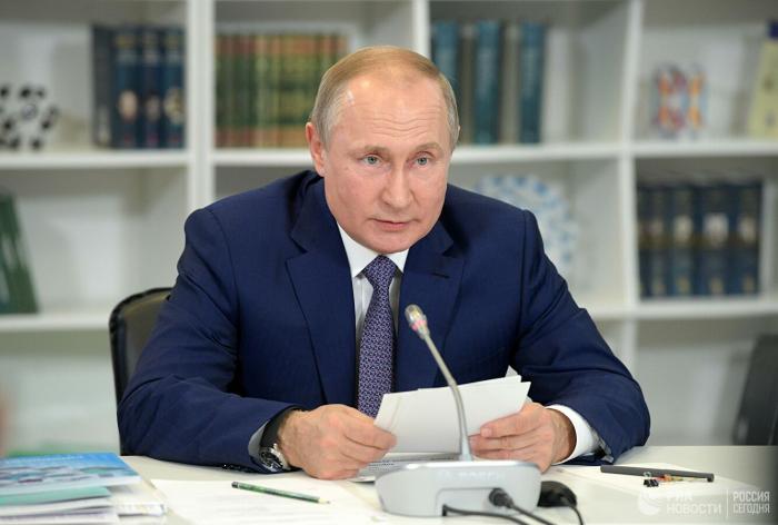 Putin Finlandiyaya səfər edəcək