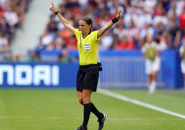 Frappart to become first female referee to officiate UEFA Super Cup