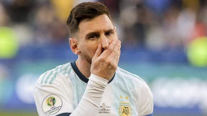 Messi kassiert harte Strafe für Ausraster