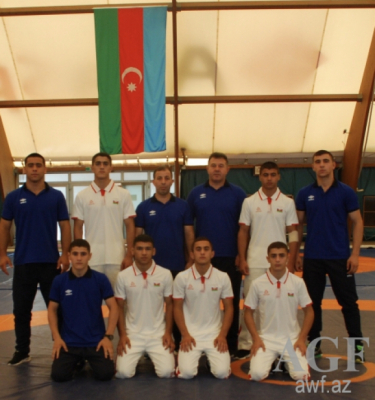 Azerbaijani Greco-Roman wrestlers rank 2nd at world championships in Sofia