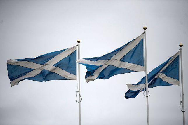 Scotland would vote for independence: Ashcroft poll shows